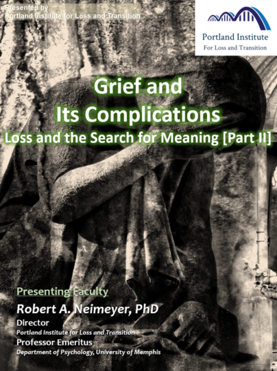 Poster - Grief & Complications [Part II]